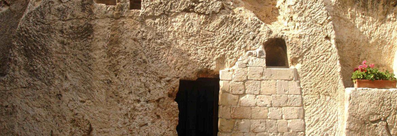 Christ's Tomb, Jerusalem, Israel