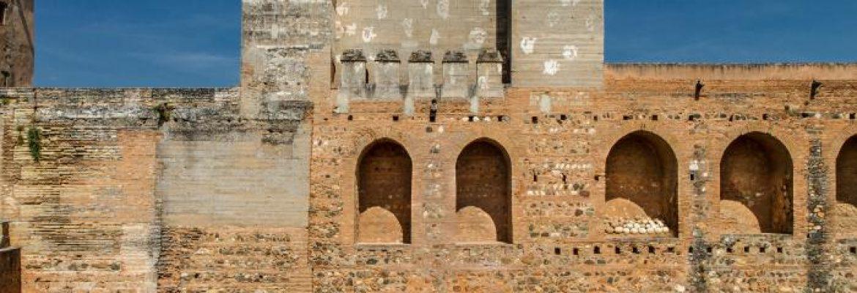 Alcazaba Palace Fortress,Málaga, Spain