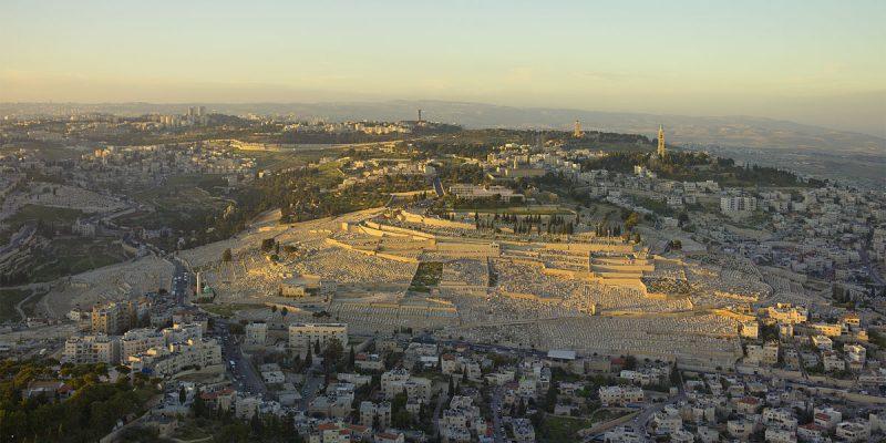 Kidron Valley, Jerusalem, Israel