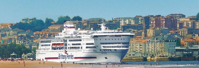 Ferry Santander Spain | Plymouth, Portsmouth UK, Brest France