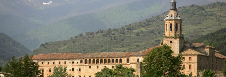 Yuso Monastery, Unesco Site,La Rioja, Spain