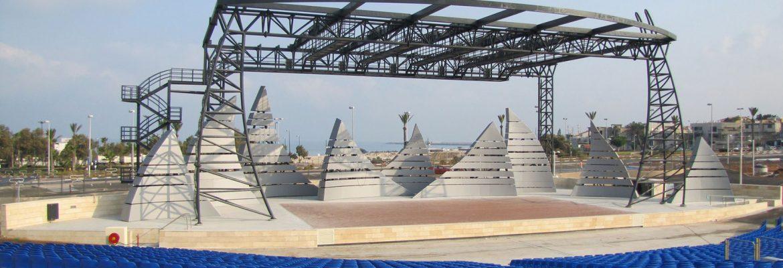 Amphitheater Ashdod, Southern District, Israel
