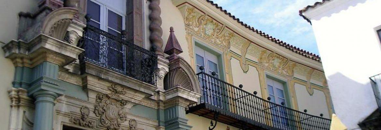 Palacio de Peñaflor,Écija, Spain