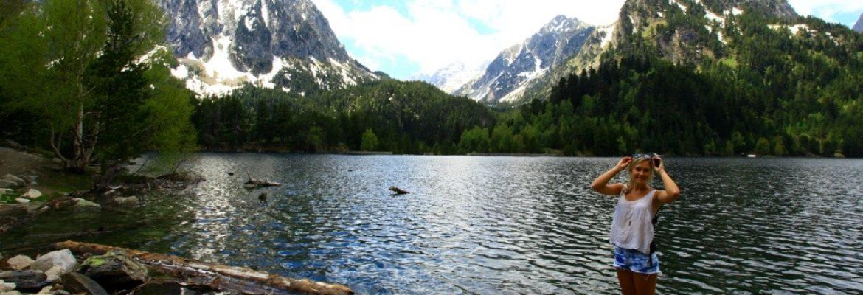 Aigüestortes i Estany of Saint Maurici National Park,Lleida, Spain