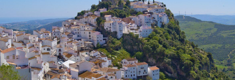 Montefrío White Villiage, Granada, Spain