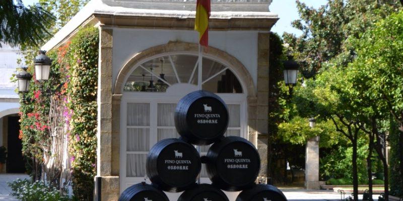 Bodegas Osborne,El Puerto de Sta María, Cádiz