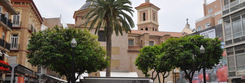 Plaza de las Flores,Alcantarilla, Murcia, Spain