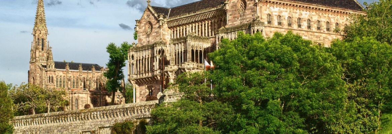 Palacio de Sobrellano,Comillas, Cantabria, Spain