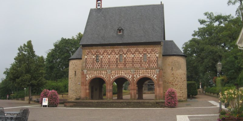 Abbey and Altenmünster of Lorsch, Germany