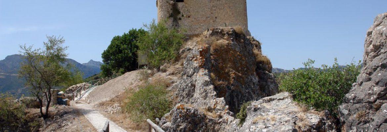 Castillo de Zahara de la Sierra, Zahara, Cádiz, Spain