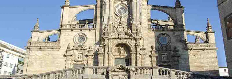 Catedral de San Salvador de Jerez de la Frontera, Cadiz, Spain