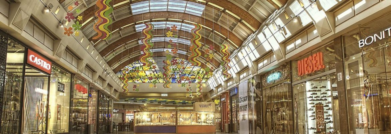 Ayalon Mall, Ramat Gan, Tel Aviv, District, Israel