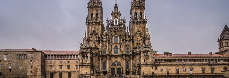 Santiago de Compostela, Unesco Site, La Coruna, Spain