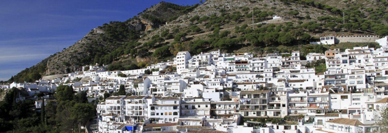 Benalmádena White Village,Málaga, Spain