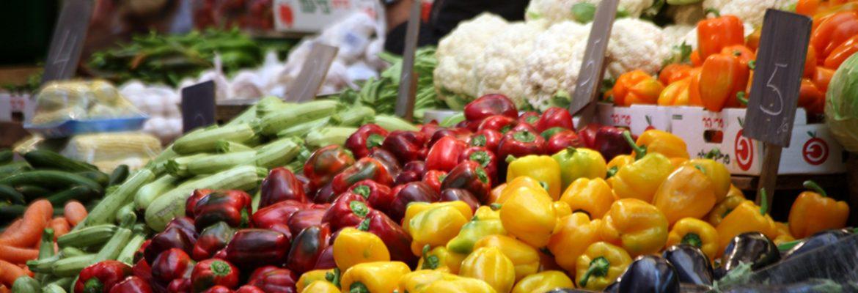 Petach Tikva Market, Petah Tiqwa, Central District, Israel