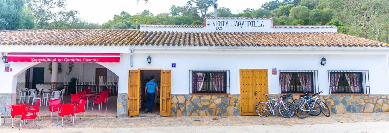 Venta Jarandilla, Castella de la Frontera