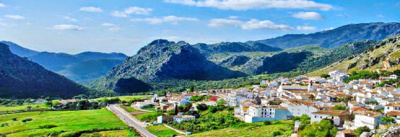 Benaocaz White Village