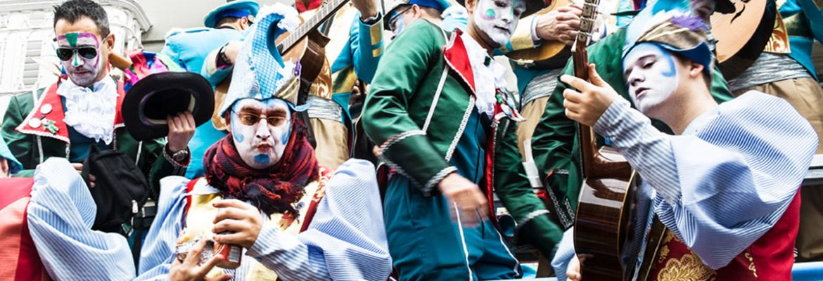 Carnival Festival of Cadiz  |  Feb – Mar 2018