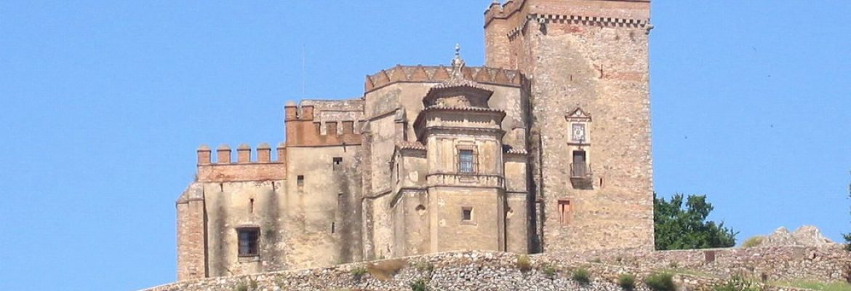 Castillo de Aracena,Aracena, Huelva, Spain