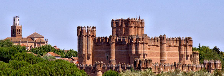Castillo de Coca,Segovia, Spain