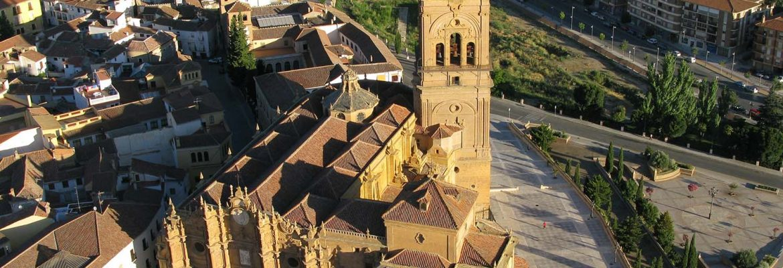 Cathedral of Guadix, Granada, Spain