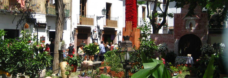 Cruces De Mayo Festivals Granada  |  May 2018