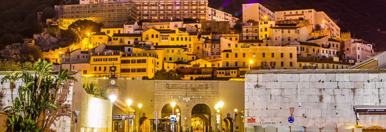 City Walls, Gibraltar