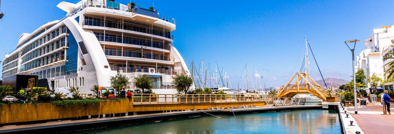 Sunborn Hotel, Gibraltar