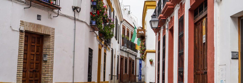 Jewish Quater, Córdoba, Spain