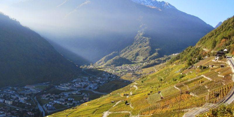 Martigny, Switzerland