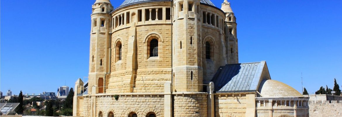Dormition Abbey, Jerusalem, Israel