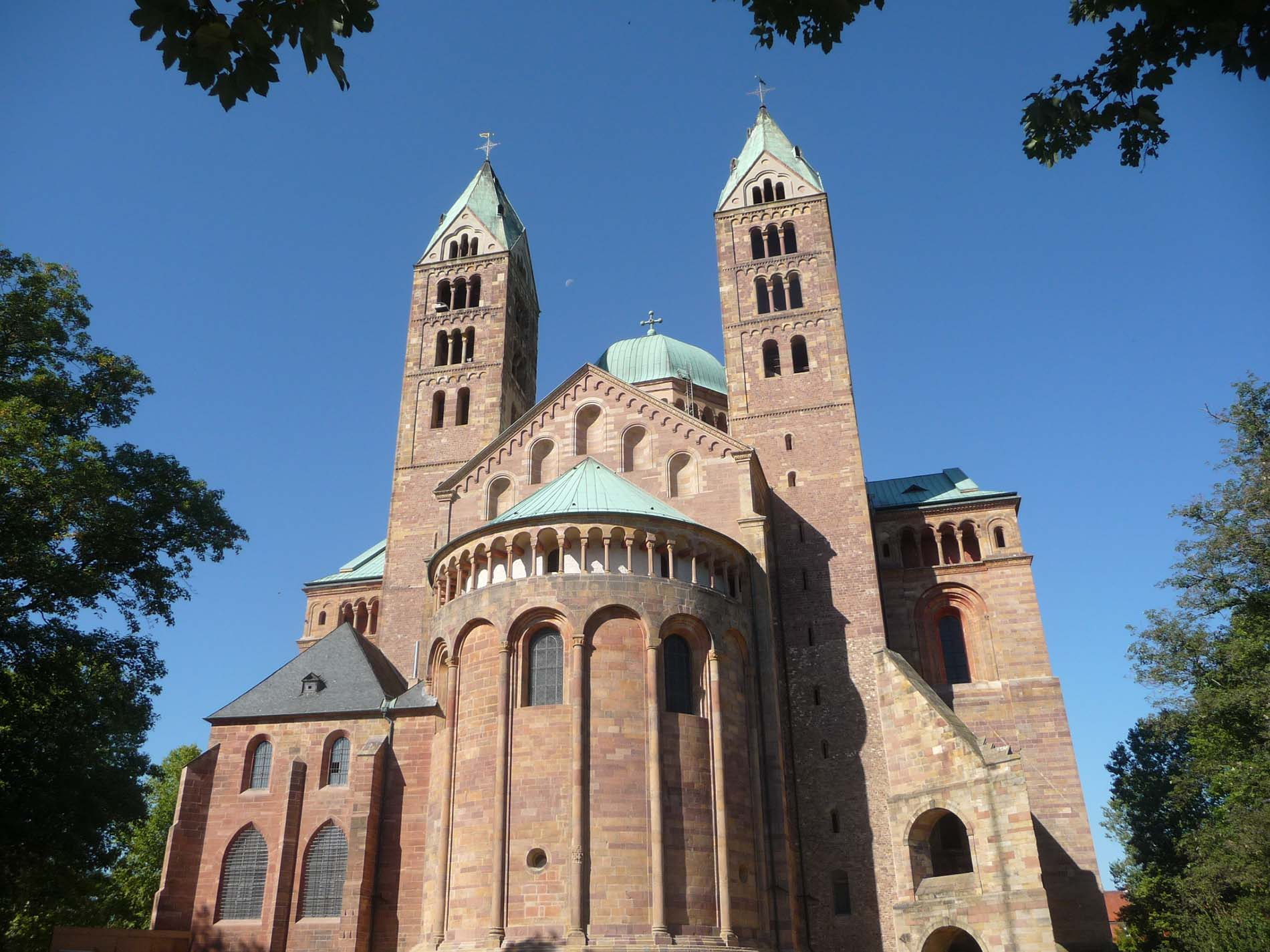 Sierra Auto Finance >> Speyer Cathedral, Speyer, Germany - GibSpain