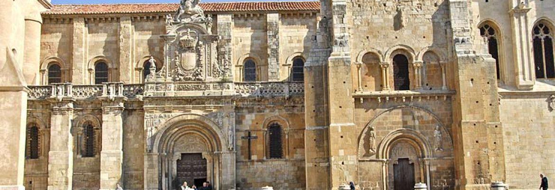 Basílica de San Isidoro,León, Spain