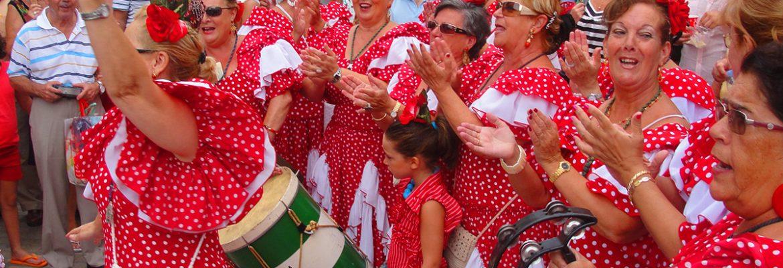 Feria De Agosto De Malaga Festivals  |  Aug 2018