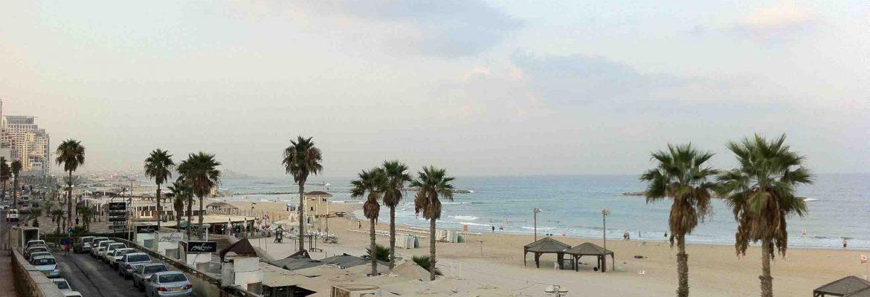 Frishman Beach, Tel Aviv, District, Israel