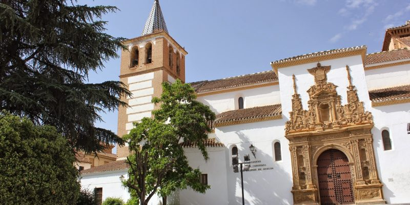 Monasterio de Santiago, Guadix, Granada, Spain