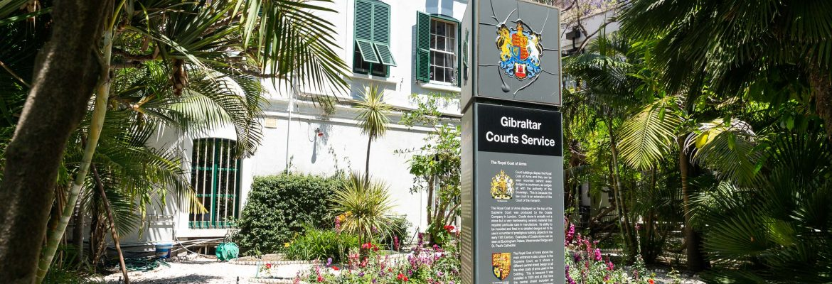 Magistrates Law Courts, Gibraltar