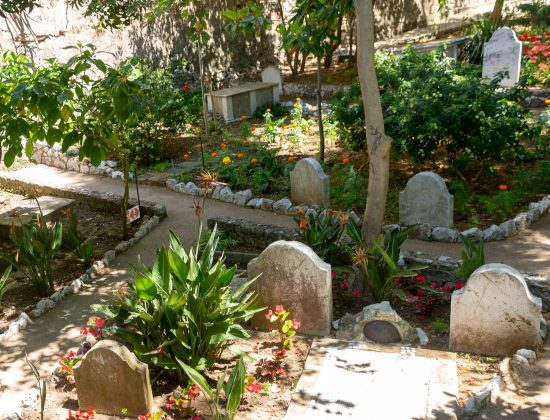 Trafalgar Cemetery, Gibraltar