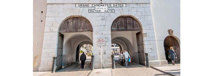 Grand Casemate Gates