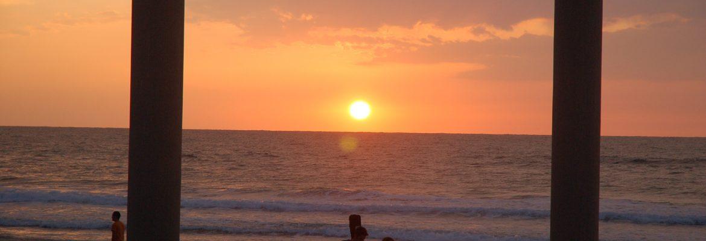 Dado Beach, Haifa District, Israel