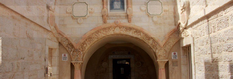 Milk Grotto Church, West Bank, Israel