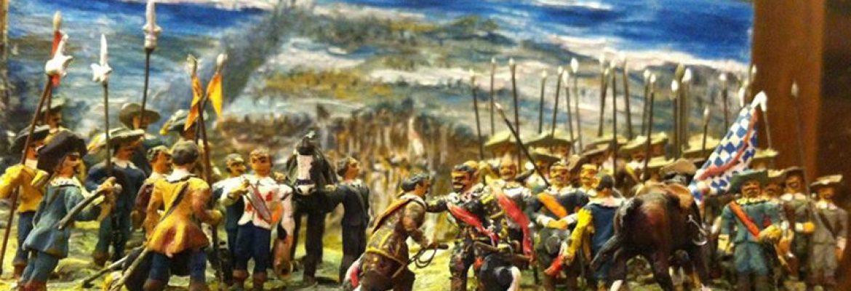 L'Iber, Museo de los Soldaditos de Plomo,Valencia, Spain