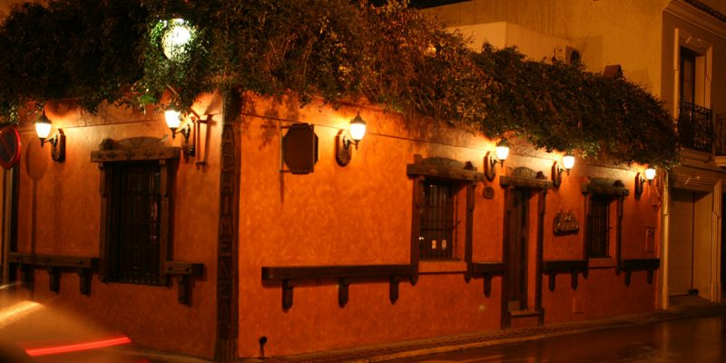 La Chimenea Tapas & Wine Bar La Linea, Spain