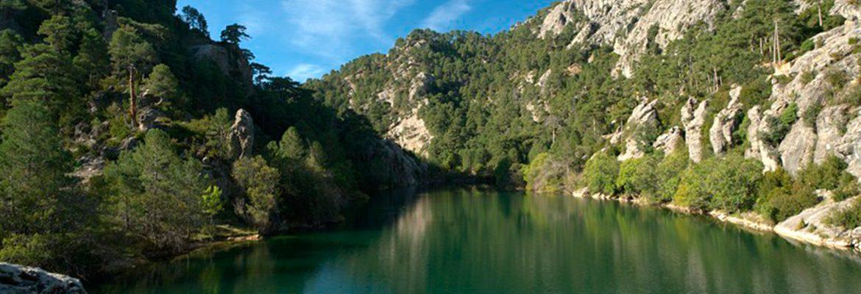 Laguna de Valdeazores,Jaén, Spain