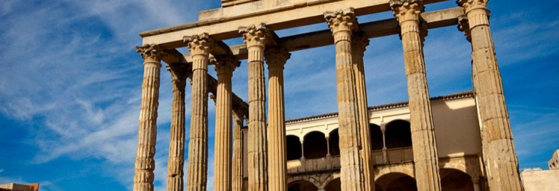 Archaeological Ensemble of Mérida, Unesco Site, Merida, Spain
