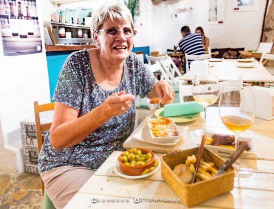 Tapa Bar El Cortijo, Castellar de la Frontera