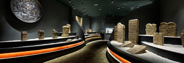 Museo de Prehistoria y Arqueologia de Cantabria,Santander, Cantabria, Spain