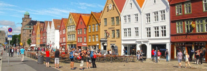 Bryggen, Norway