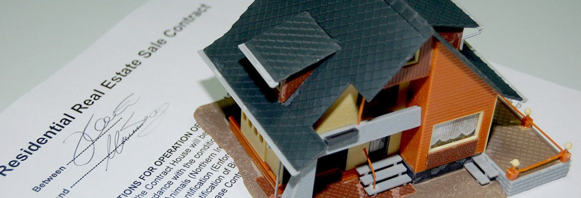 Application for Property Contract Spain