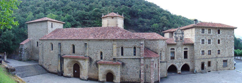 Monasterio de Santo Toribio de Liébana,Cantabria, Spain